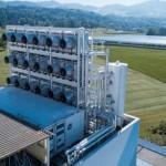 В Швейцарии запустили завод по извлечению CO2 из воздуха