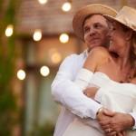 Осадчая и Горбунов празднуют льняную свадьбу