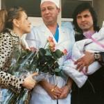 Ольга Сумская опубликовала редкие семейные фото